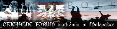 Forum OFICJALNE FORUM SIATKÓWKI Strona Główna